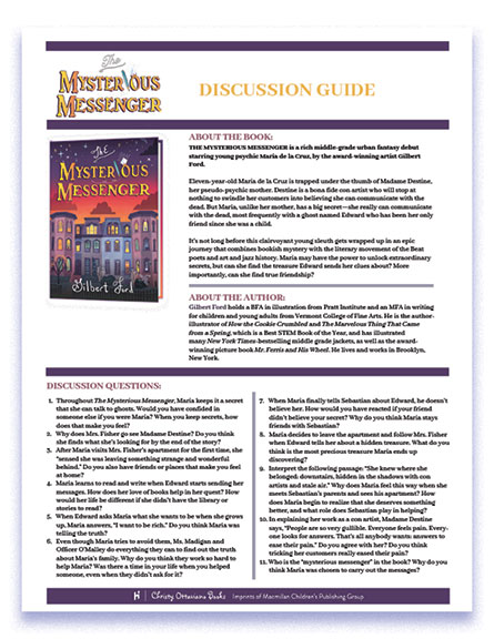 The Mysterious Messenger Study Guide